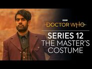 The Master Look - Doctor Who- Series 12