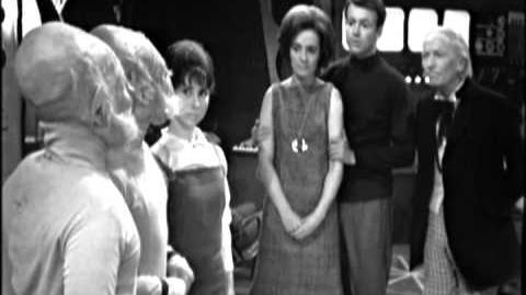 I_don't_make_threats_but_I_do_keep_promises_-_Doctor_Who_-_The_Sensorites_-_BBC