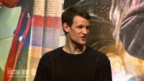 Matt_Smith's_Final_Panel_-_Full_Q&A_-_The_Eleventh_Hour_-_Doctor_Who_50th_Anniversary