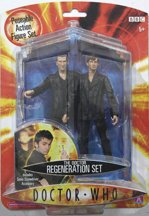 UNIT 1971 Action Figures 3-pack-CHA07204-CHARACTER GROUP Doctor Who
