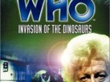 Invasion of the Dinosaurs (VHS)