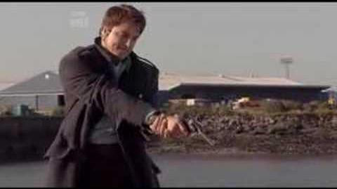 Captain Jack and the Torchwood Institute