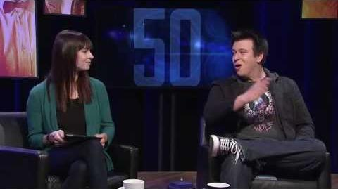 DOCTOR WHO 50th Anniversary Post-Show with VERONICA BELMONT, PHIL DEFRANCO, GRANT IMAHARA & more