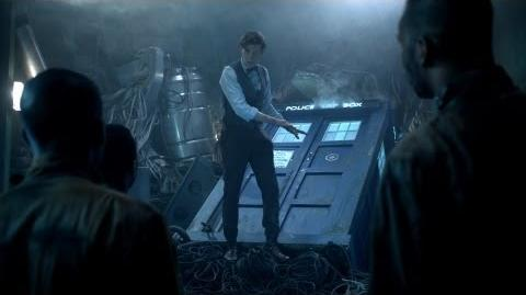 Journey to the Centre of the TARDIS Next Time Trailer - Doctor Who Series 7 Part 2 (2013) - BBC One