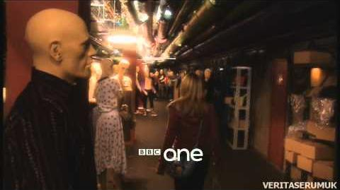 """Doctor Who Series 1 Episode 1 """"Rose"""" - BBC One TV Trailer"""