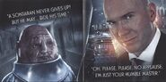 Master of the Daleks Art