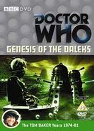 Genesis of the Daleks DVD cvr