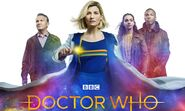 Doctor Who Series 12 Poster
