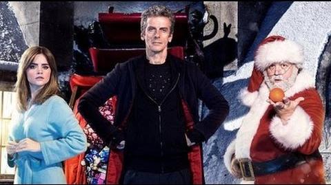 UNA NAVIDAD LETAL (Y SANTA CLAUS) - Review de Doctor Who Last Christmas, con SPF