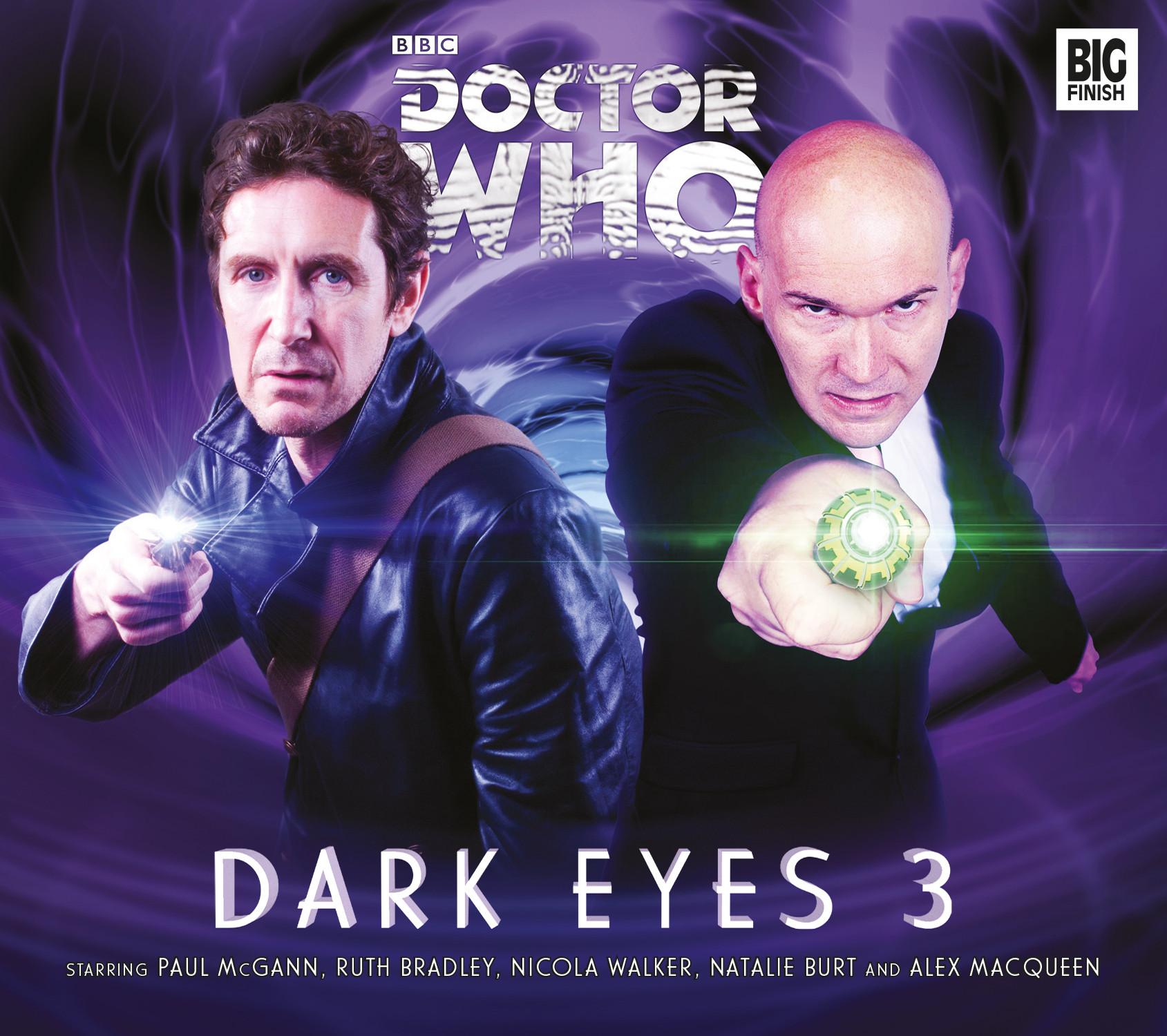 Тёмные глаза 3
