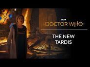 The New TARDIS - Doctor Who- Series 11