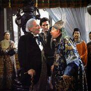 Doctor Who – Marco Polo The Doctor and Kublai Khan