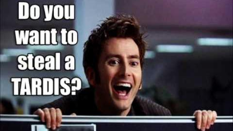 Do You Want to Steal a TARDIS?