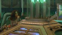 Clara & the Tardis