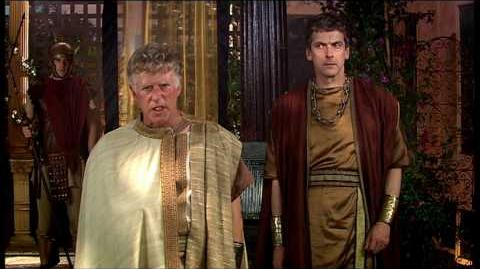Doctor Who The Fires of Pompeii (Next Time)