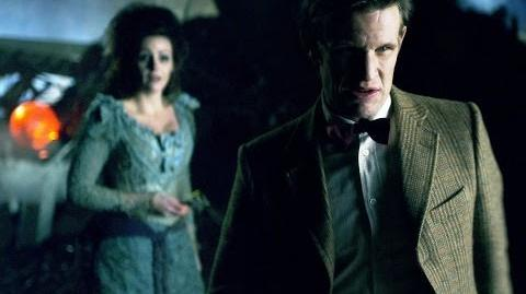 Talking_to_the_TARDIS_-_Doctor_Who_-_The_Doctor's_Wife_-_Series_6_-_BBC