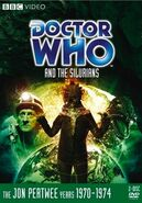 Doctor Who and the Silurians DVD US cover