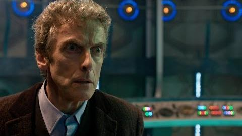 The Eleventh Doctor Regenerates - Matt Smith to Peter Capaldi - Doctor Who - BBC