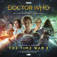 Bfpdwwar06 eighth doctor time war vol2 slipcasesq image