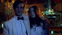 Good Night Doctor And Amy