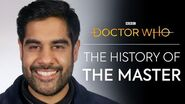 A Brief History of the Master Doctor Who