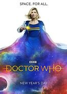 Thinteenth Doctor in Series 12