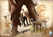 Cult doctor who town called mercy poster 1