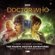 The Fourth Doctor Adventures Series 08 The Syndicate Master Plan Volume 1