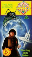 Ark in space rerelease uk vhs