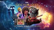 Doctor Who and the Star Beast! Back now on Big Finish