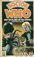 Planet of the Spiders novel