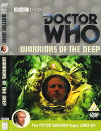 Warriors Of The Deep DVD Cover