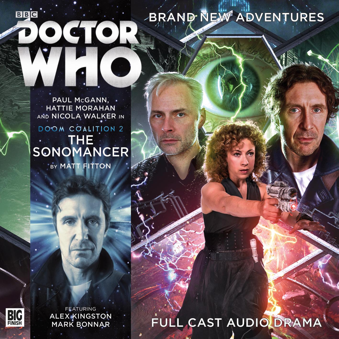 Сономансер (аудио история)