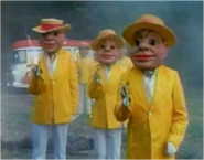 Autons attack
