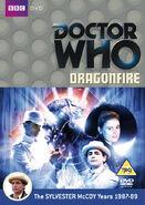 Dragonfire - Region 2 DVD Cover (NW)