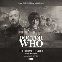 The Home Guard alternate cover