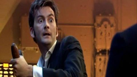 Doctor Who Allons-y, Alonso!