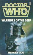 Warriors of the Deep novel