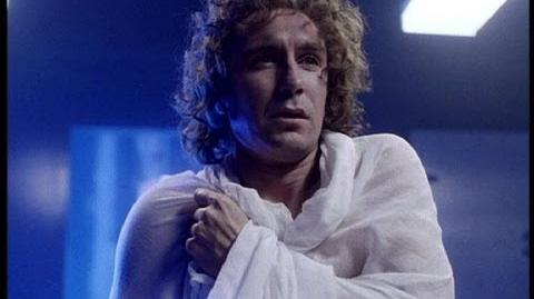 Seventh Doctor Regenerates - Sylvester McCoy to Paul McGann - Doctor Who The Movie - BBC