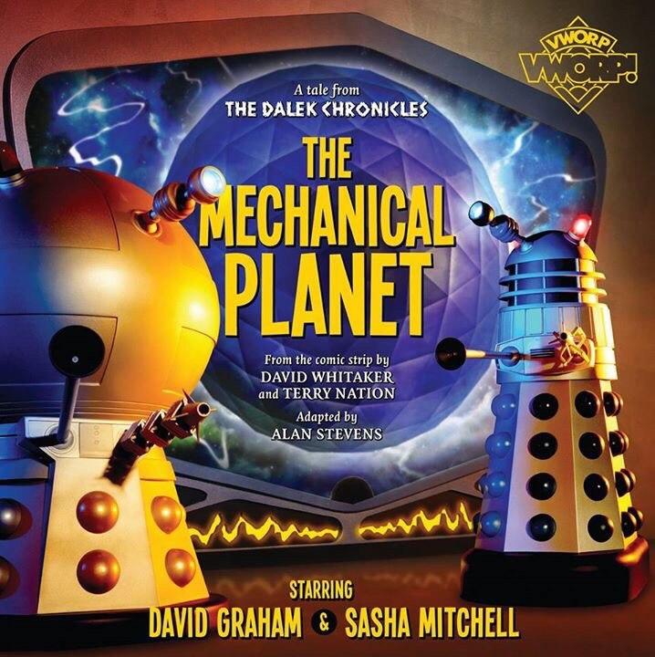 Механическая планета (аудио история)