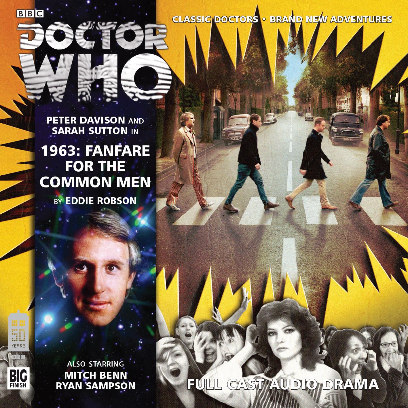 1963: Фанфары для The Common Men