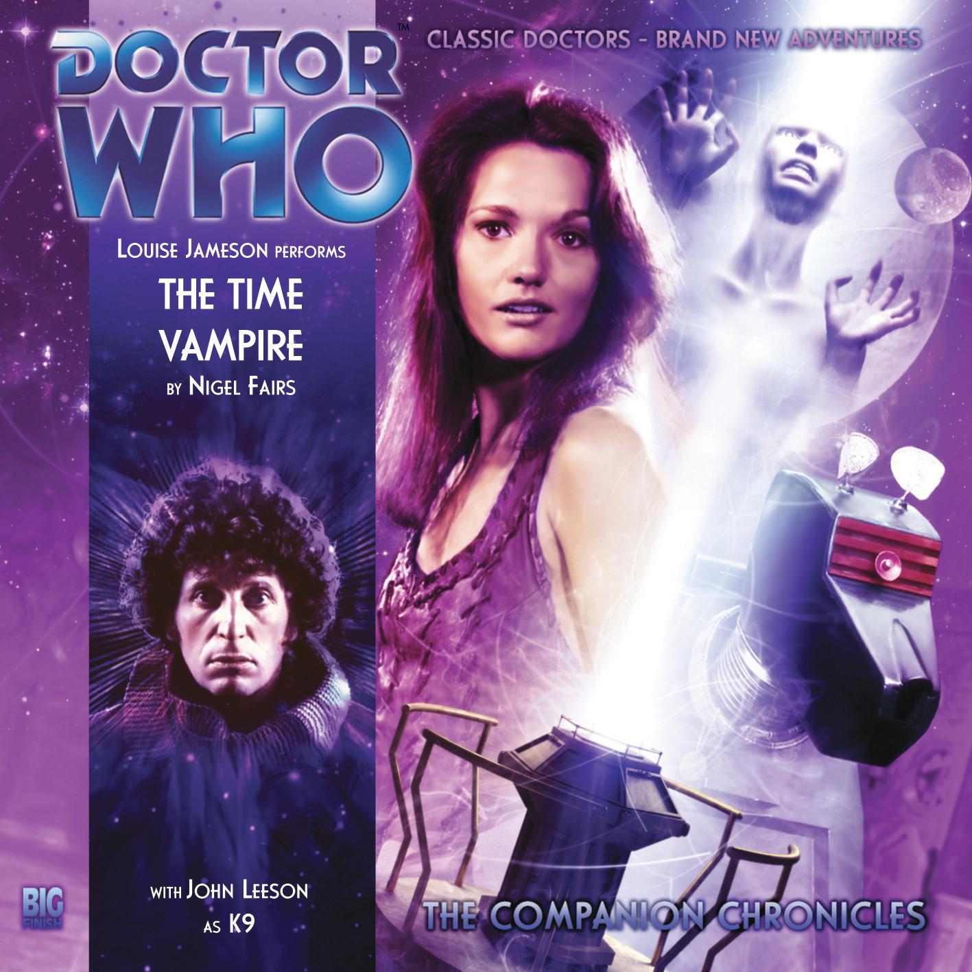 Временной вампир (аудио история)