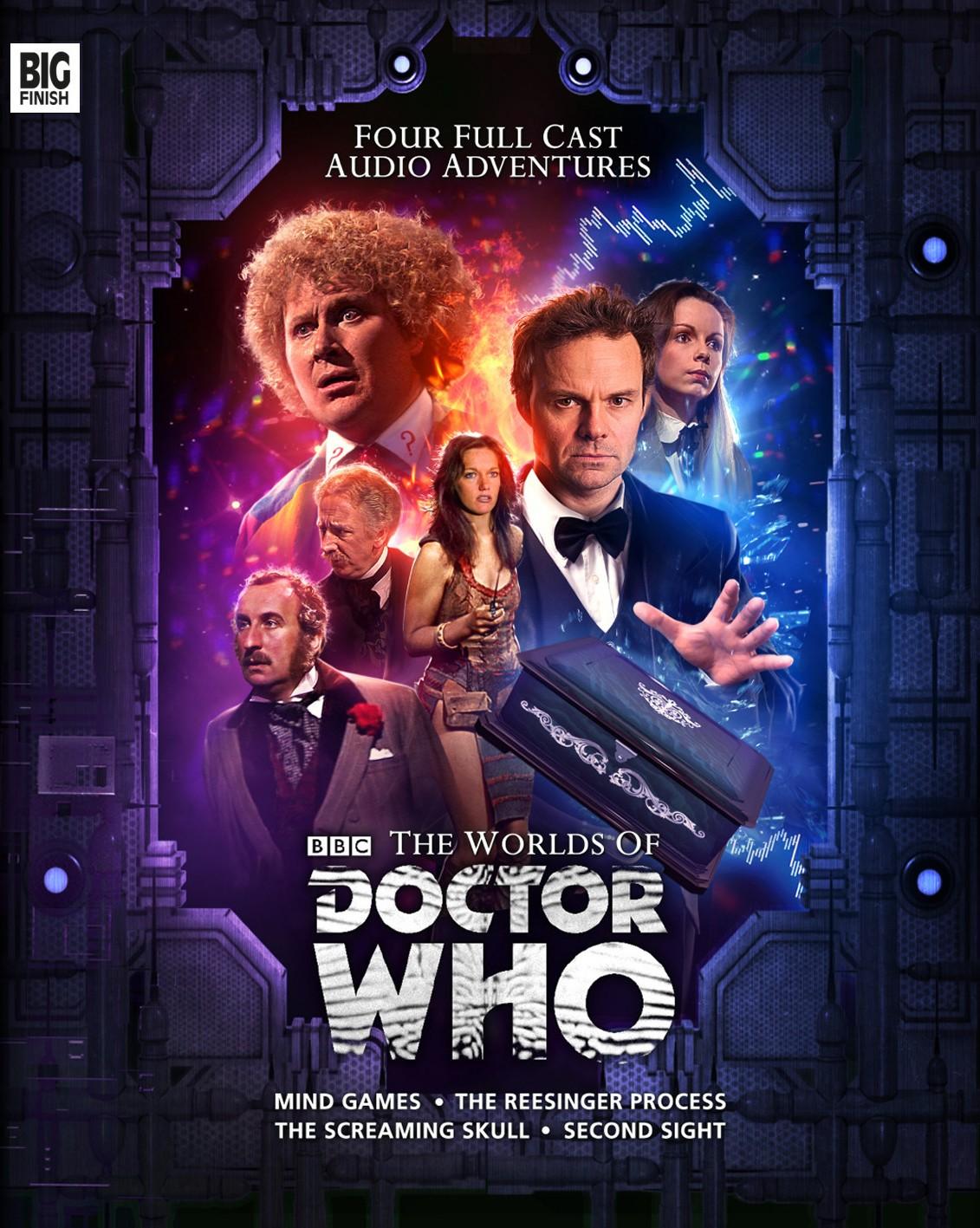 Миры Доктора Кто