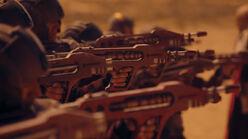 Staser rifles Hell Bent