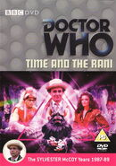 Time and the Rani DVD Cover
