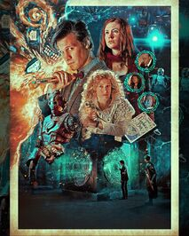DW The Pandorica Opens by gchapart