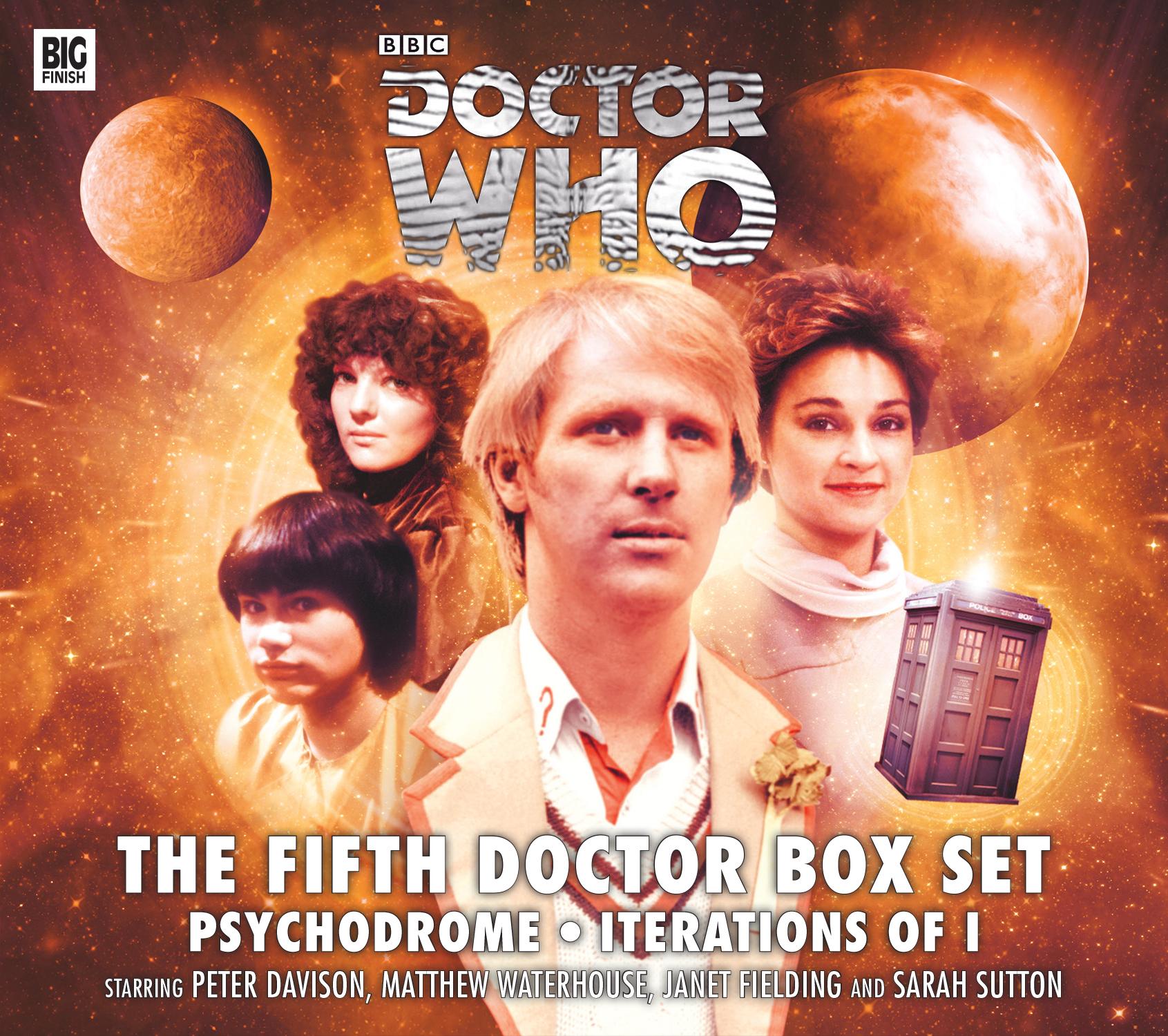 Бокс-сет Пятого Доктора