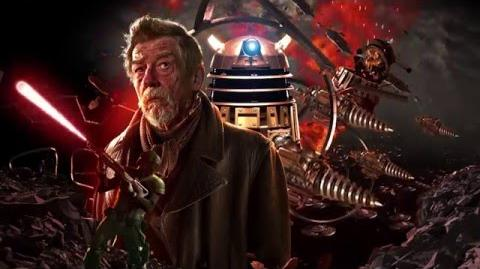 War Doctor Trailer - Only The Monstrous