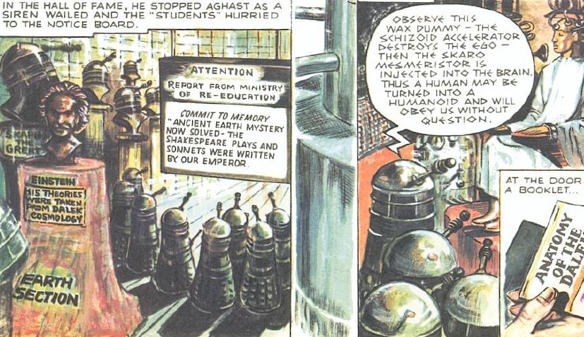 Город далеков (комикс)