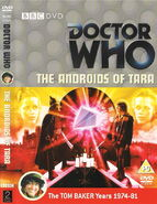 Bbcdvd-theandroids of tara